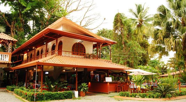 Hotel Villabosque - Manuel Antonio - Building