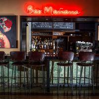 Dream South Beach Hotel Lounge