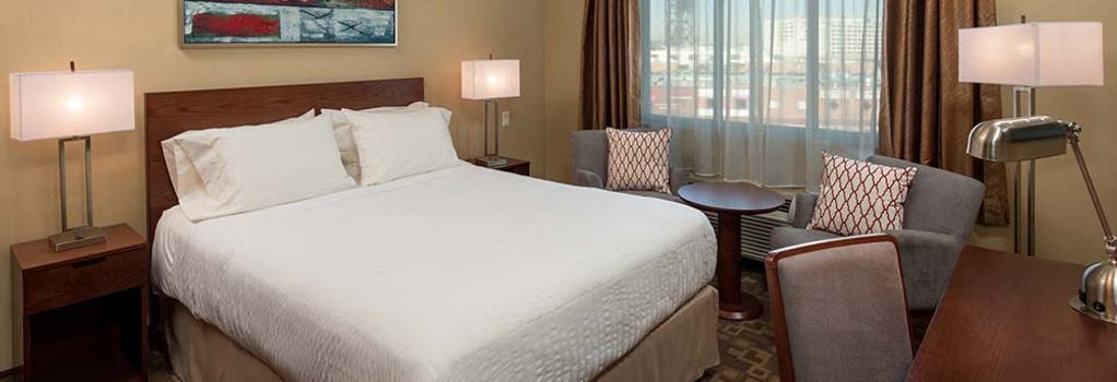 Jaslin Hotel - Chicago - Bedroom