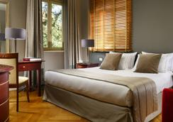 Hotel Principe Torlonia - Rome - Bedroom