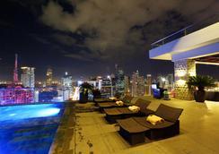 City Garden Grand Hotel - Makati - Pool