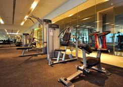 City Garden Grand Hotel - Makati - Gym
