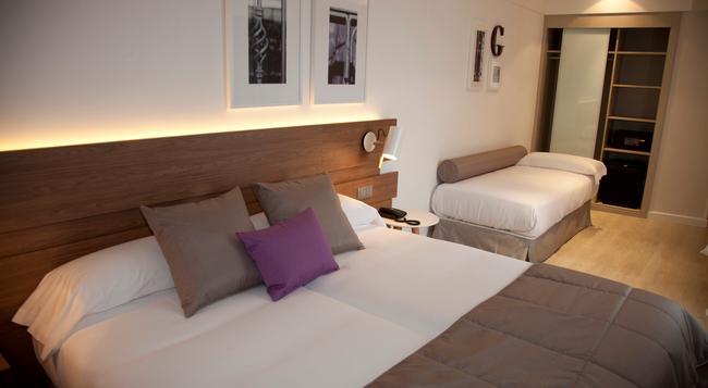 Hotel Gelmírez - Santiago de Compostela - Bedroom