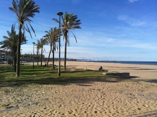 Hotel Turia - Valencia - Beach