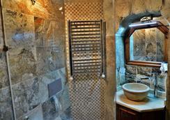 Heaven Cave House - Urgup - Bathroom