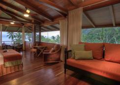 Playa Cativo Lodge - Golfito - Bedroom