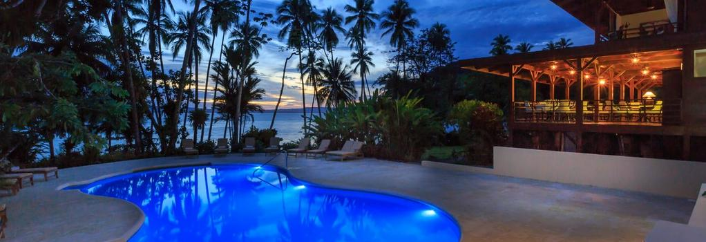 Playa Cativo Lodge - Golfito - Building