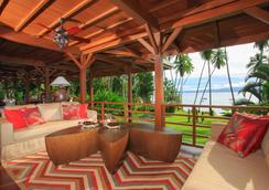 Playa Cativo Lodge - Golfito - Lobby