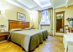 Hotel 2000 Roma - Rome - Bedroom