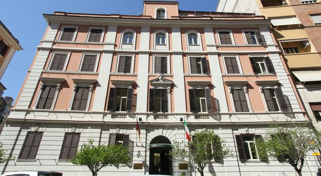 Hotel Delle Vittorie - Rome - Building