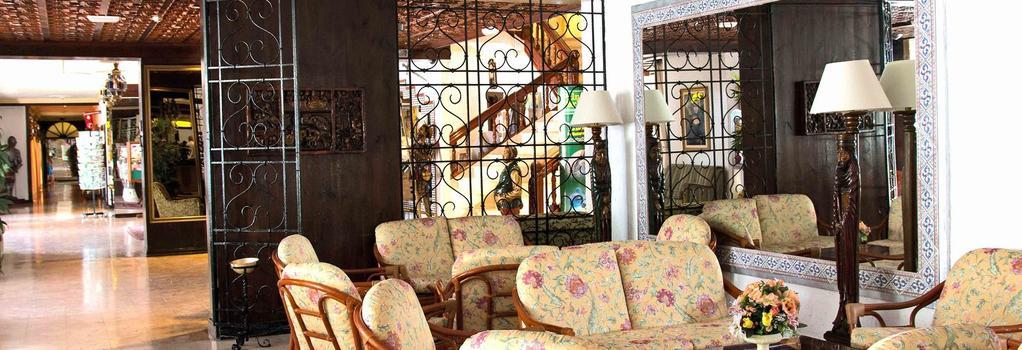 Hotel Rey Carlos - San Bartolome de Tirajana - Bar