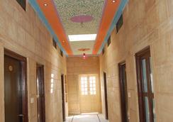 Hotel Sandcastle - Jaisalmer - Lobby