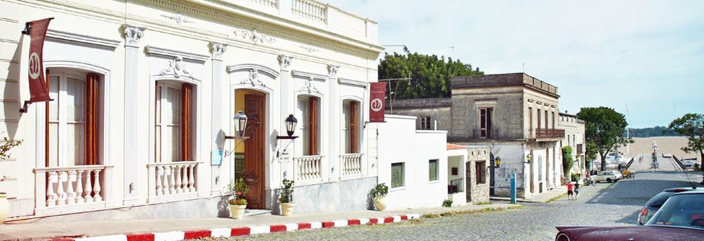 Posada Del Virrey - Colonia - Building