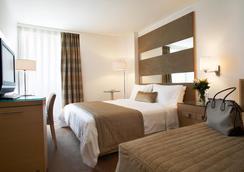 Galaxy Hotel Iraklio - Heraklion - Bedroom