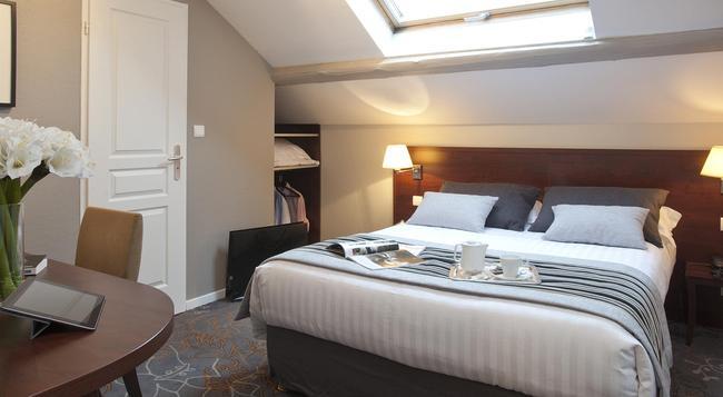 Allobroges Hôtel - Annecy - Bedroom