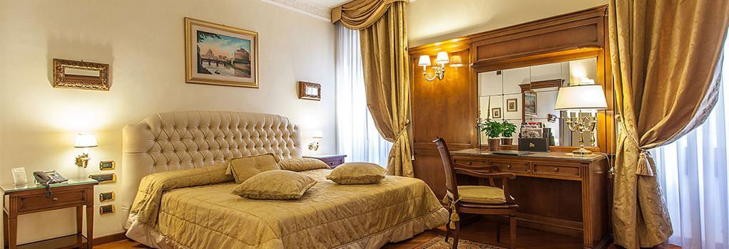 Daniel's Hotel - Rome - Bedroom
