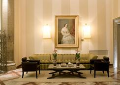 Grand Hotel Cavour - Florence - Lobby
