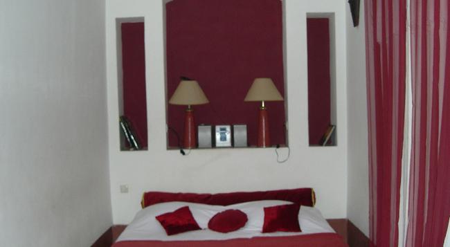 Riad Dar Ressam - Marrakesh - Bedroom
