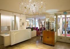 Hôtel du Levant - Paris - Lobby