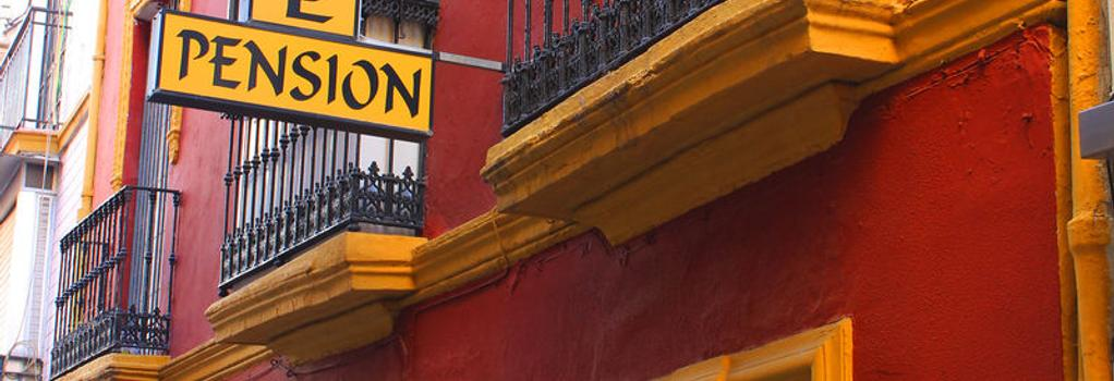 Pensión Generalife - Sevilla - Building
