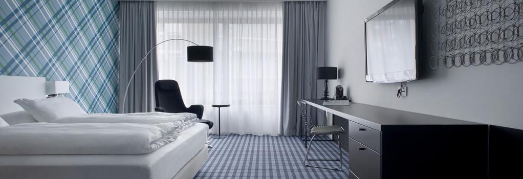 Antwerp City Hotel - Antwerp - Bedroom