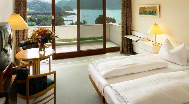 Landzeit Motor-Hotel Mondsee - Mondsee - Bedroom