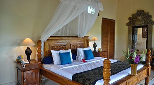Alam Jiwa - Ubud - Bedroom