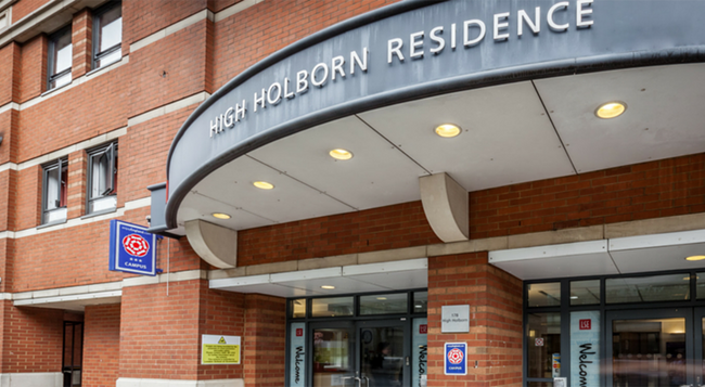 Lse High Holborn - London - Building