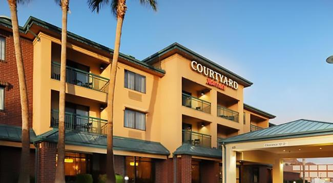 Courtyard by Marriott Tempe Downtown - Tempe - Building