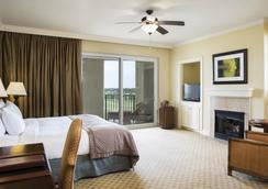 Villas at Marina Inn at Grande Dunes - Myrtle Beach - Bedroom