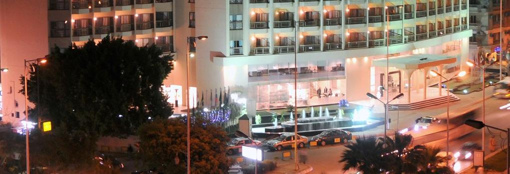 Aracan Pyramids Hotel - Giza - Building