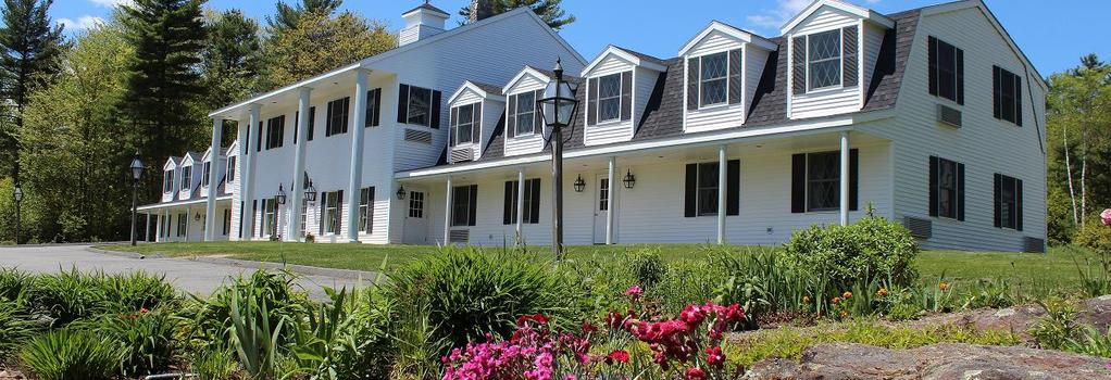 Black Horse Inn - Lincolnville - Building