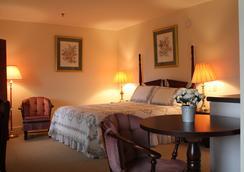 Black Horse Inn - Lincolnville - Bedroom