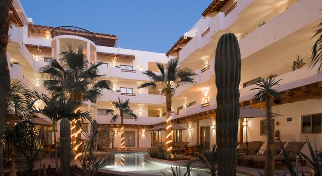 Hotel Santa Fe Loreto by Villa Group - Loreto (Baja California Sur) - Building