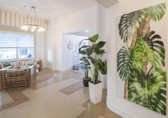 President Hotel - Miami Beach - Lobby