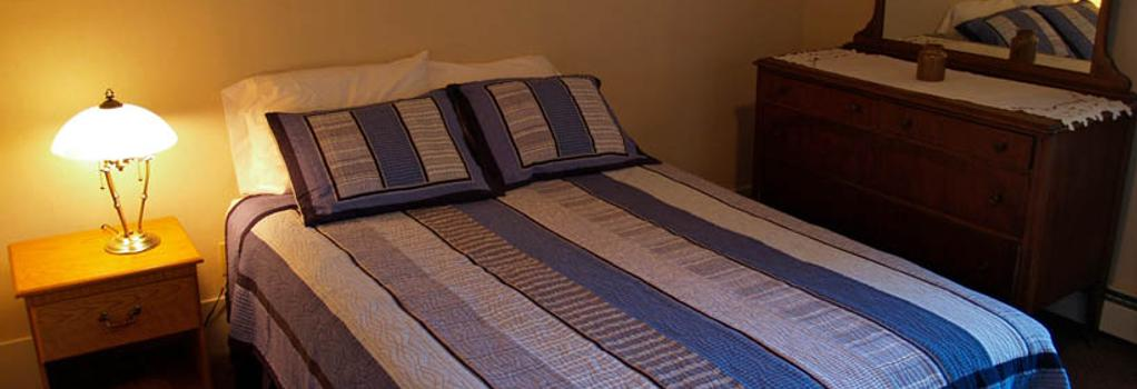 Beach Cottage Inn - Lincolnville - Bedroom