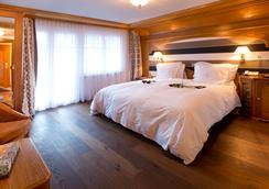 Hotel Albana Real - Zermatt - Bedroom