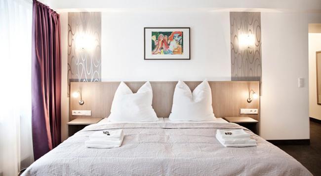 Hotel Nikolai Residence - Berlin - Bedroom