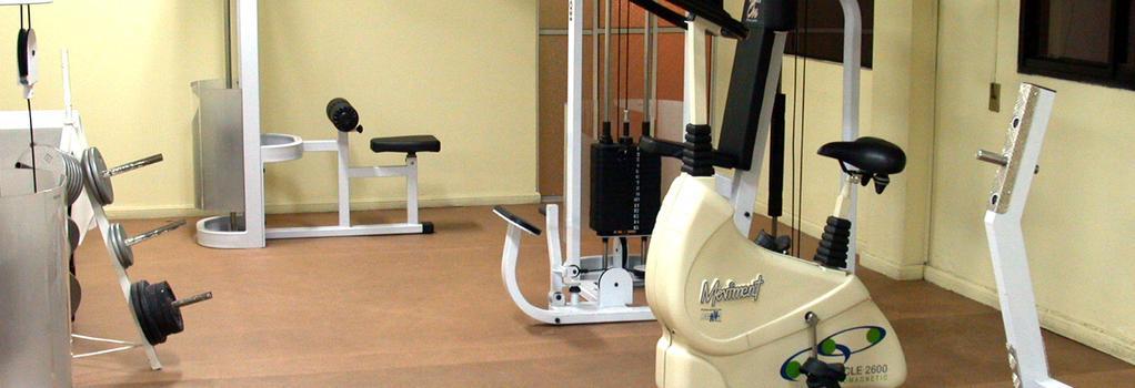 Hotel Excelsior Inn - Asuncion - Gym