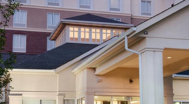 Hilton Garden Inn Albuquerque/Journal Center - Albuquerque - Building