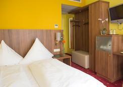 Hotel Schlicker - Munich - Bedroom