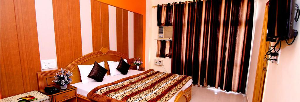 Hotel Sunshine - Haridwar - Bedroom