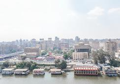 Om Kolthoom Hotel / Tower - Cairo - Outdoor view