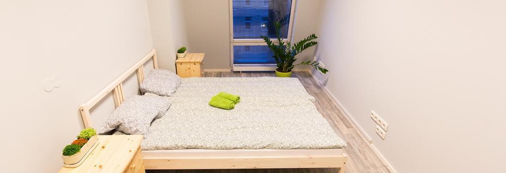 Fabrika Hostel - Vilnius - Bedroom