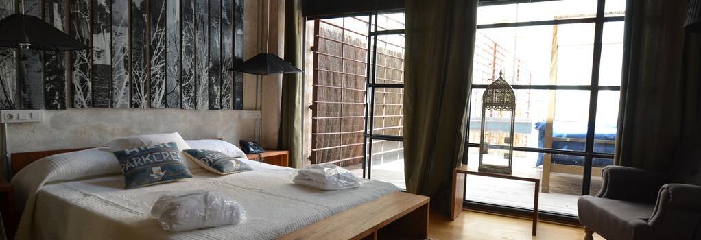 Brondo Architect Hotel - Palma de Mallorca - Bedroom