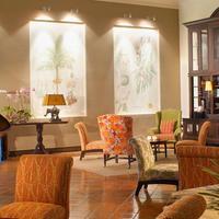 The Palms Hotel & Spa Lobby