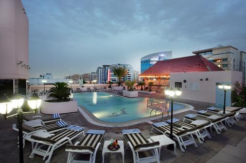 Carlton Palace Hotel - Dubai - Pool