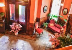 Whiskey Mansion Inn - St Joseph - Lounge