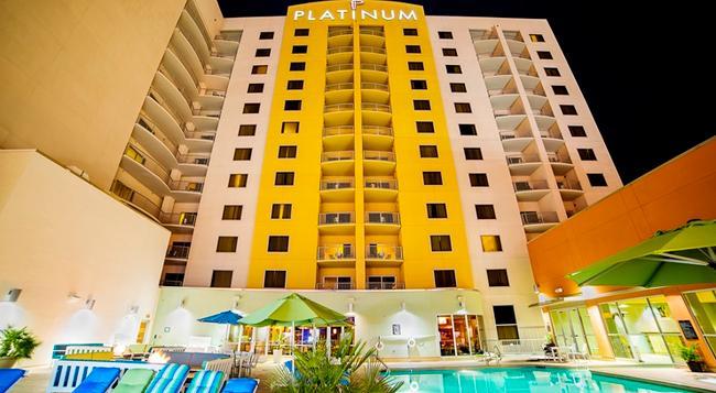 Platinum Hotel - Las Vegas - Building