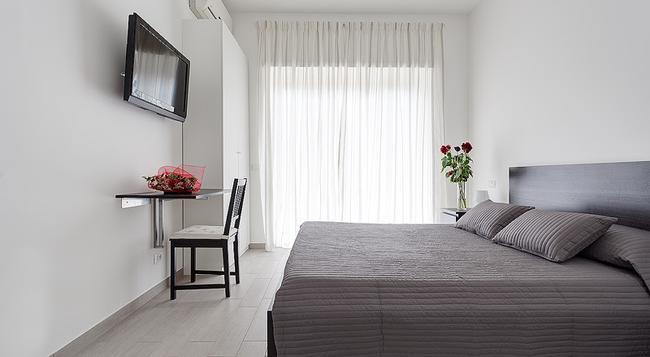 Elements Bed&Breakfast - Rome - Bedroom